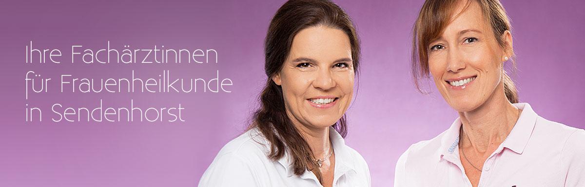 Frauenärztinnen in Sendenhorst